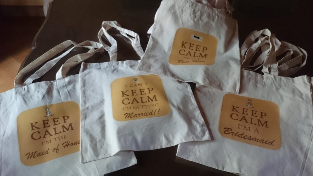 Tote bags Mlle Frisette