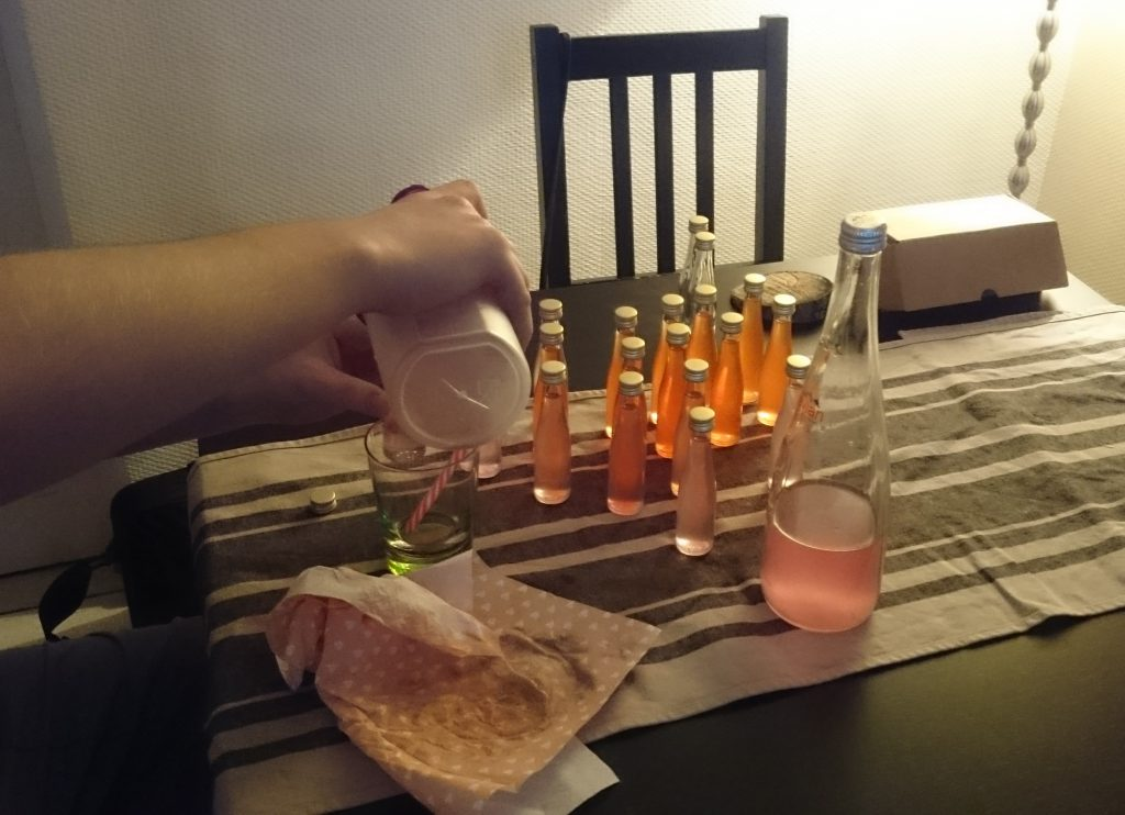 Vodka Mlle Frisette