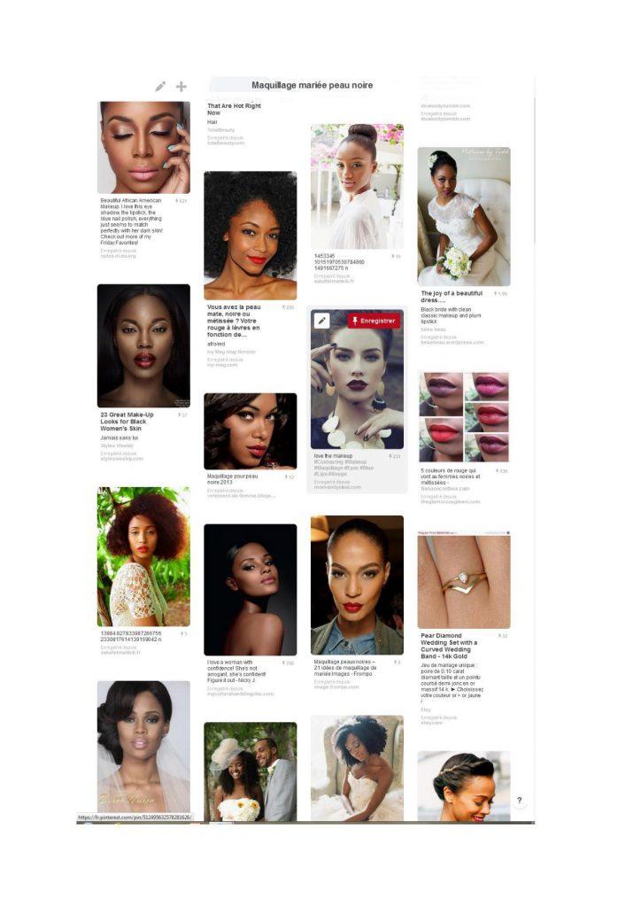 Quel maquillage pour ma peau noire ?
