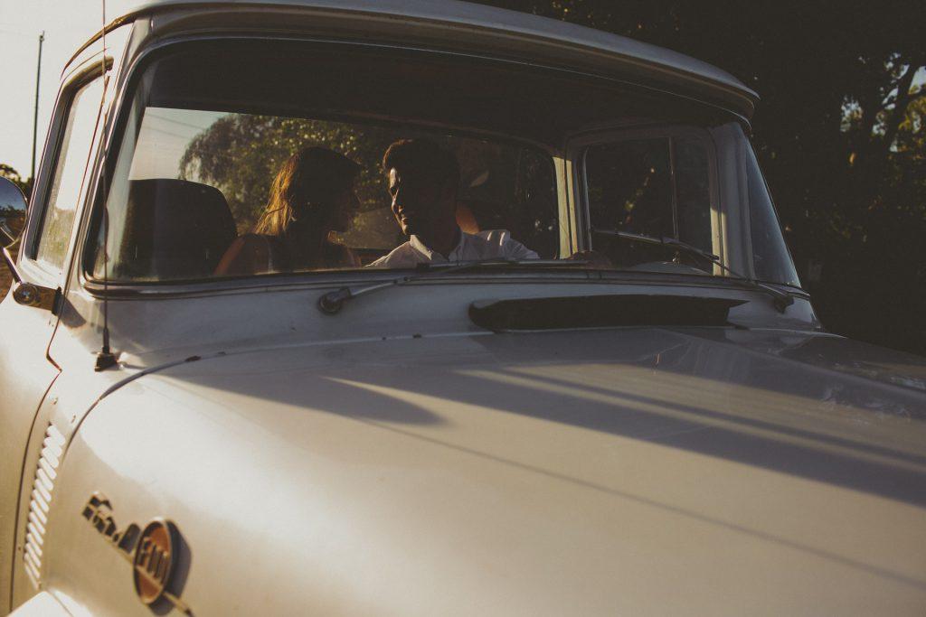Amoureux en route