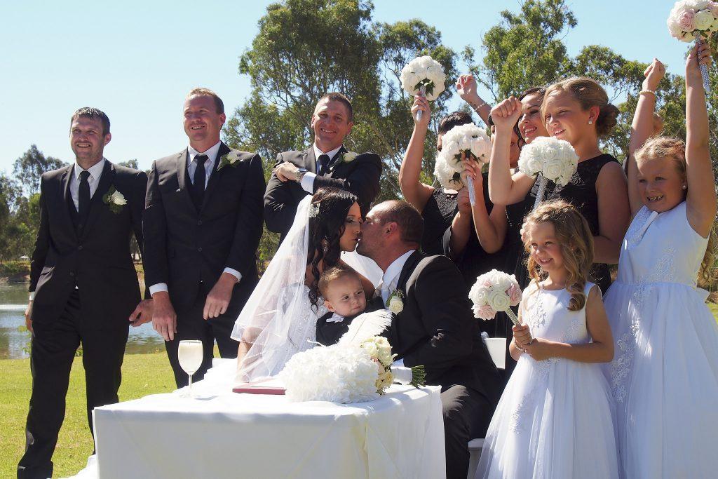 Un mariage en deux temps ou le choix de la sérénité