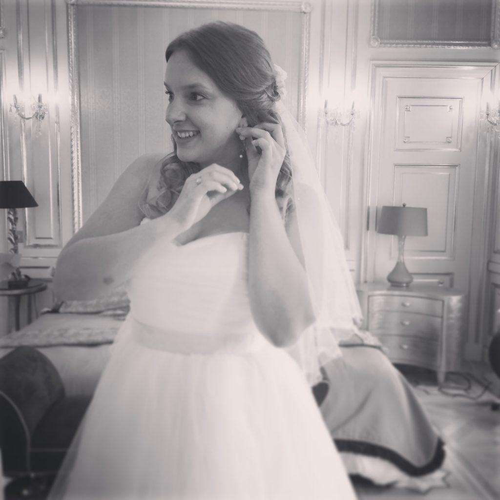 Le mariage de Mme Frimousse entre la France et les États-Unis (3)