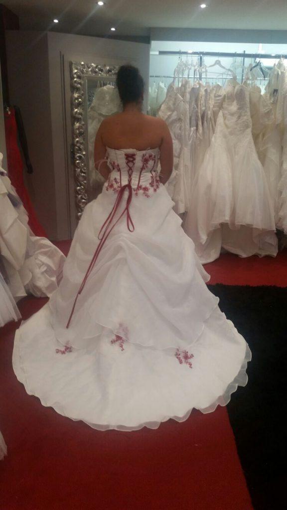 Mes essayages de robes de mariée