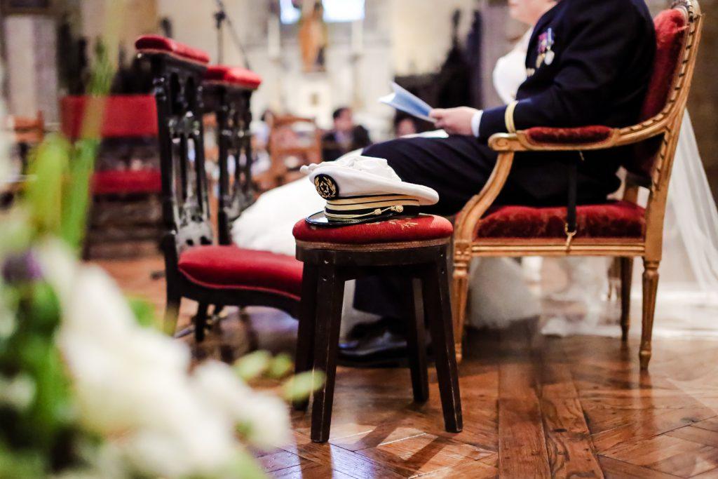 Déroulement de notre messe de mariage // Photo : Anita Gallot
