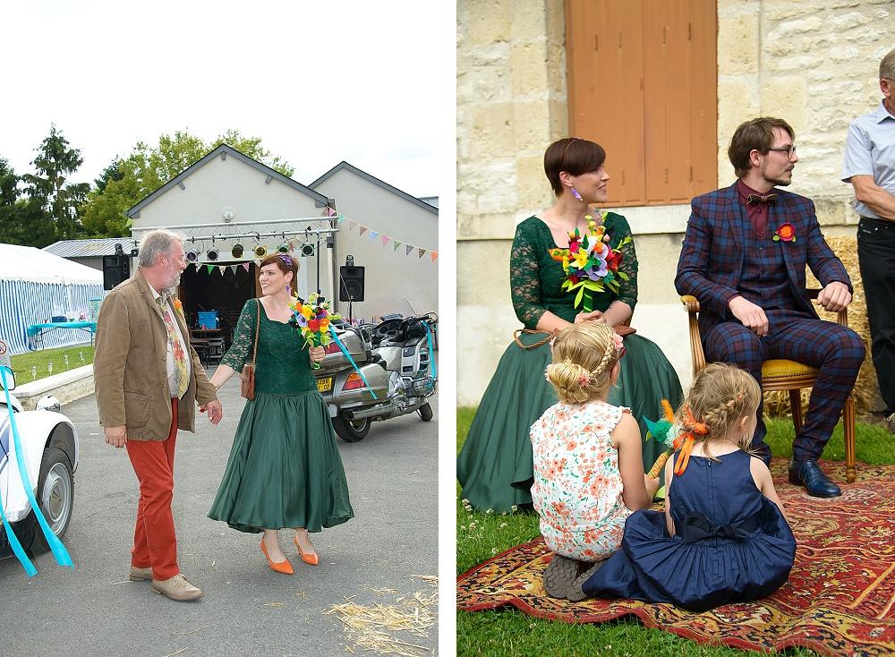 Le mariage kermesse et récup' créative de Loes - Photo Labograph (13)