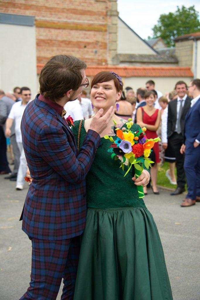 Le mariage kermesse et récup' créative de Loes - Photo Labograph (15)