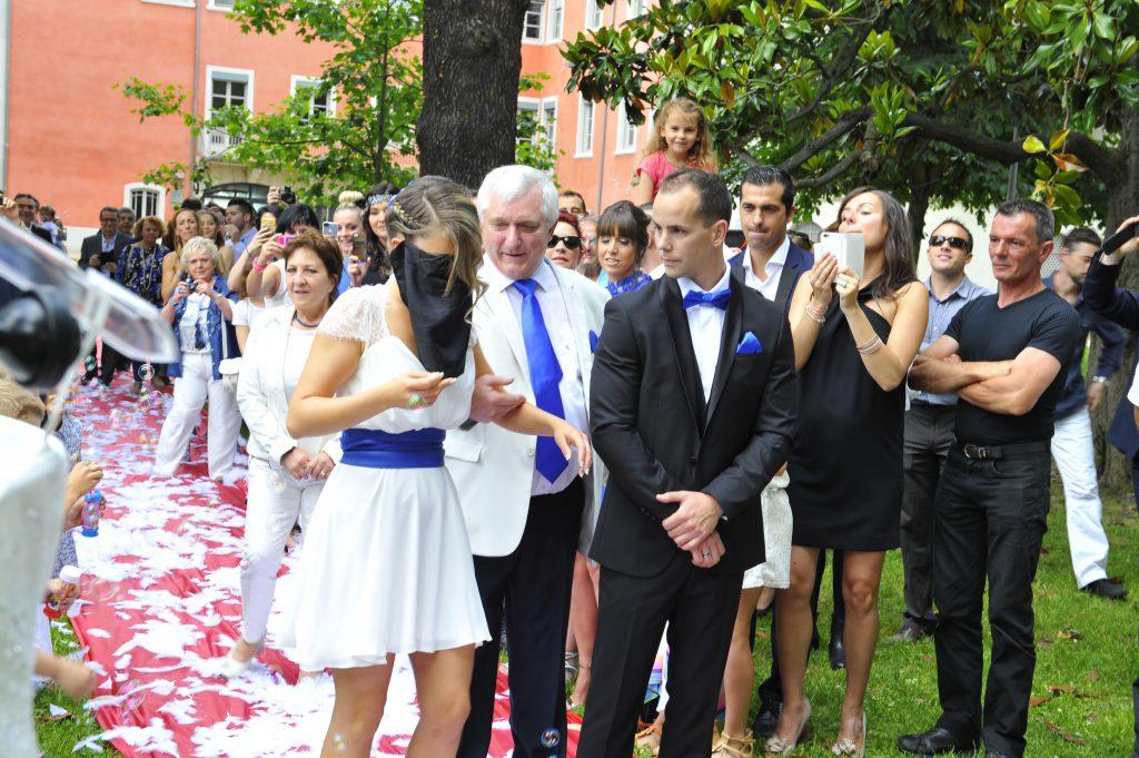 Le mariage surprise d'Alison organisé de A à Z par son fiancé (5)