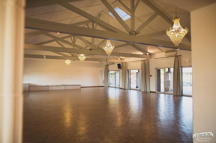 Notre salle pour le mariage : le Domaine de la Ruade