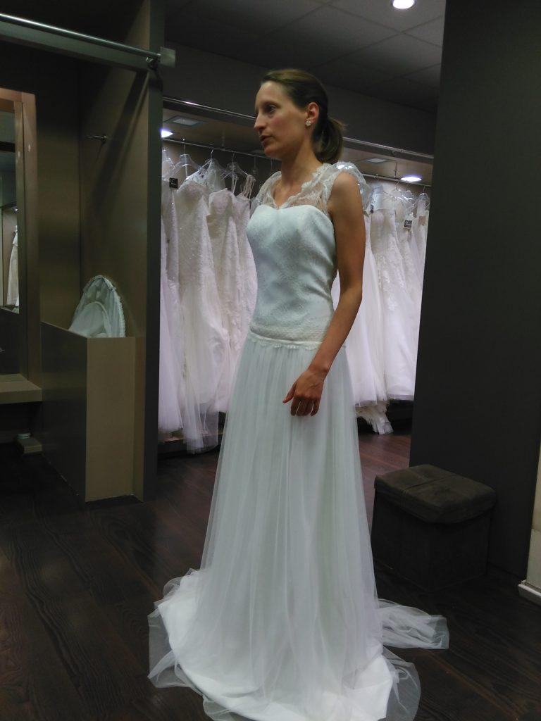 Rencontre avec une créatrice pour faire faire ma robe