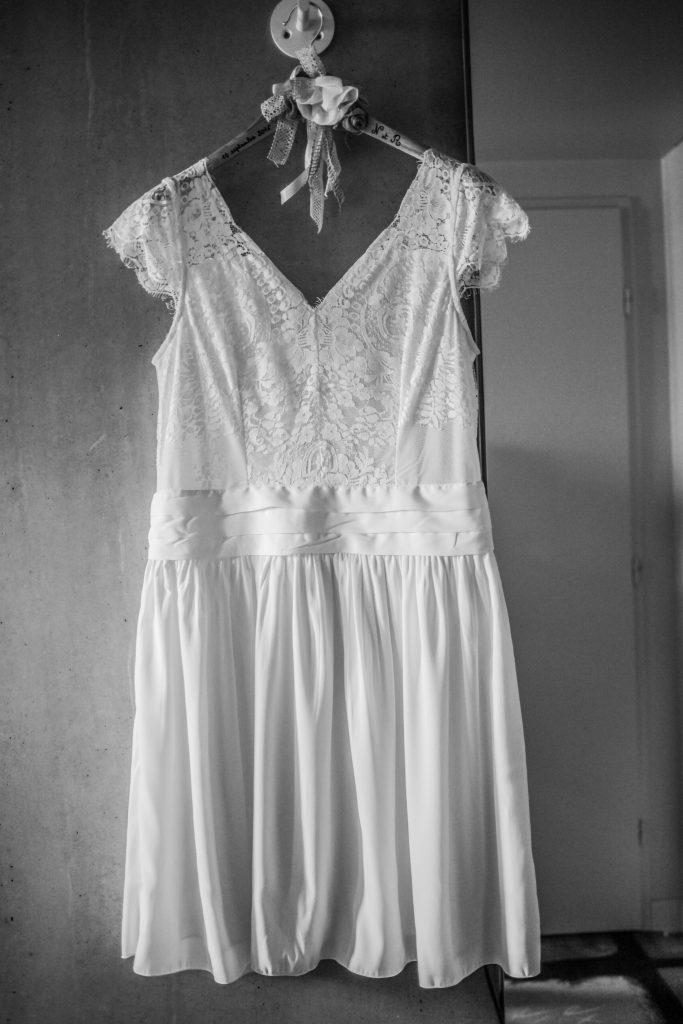 Ma tenue pour le mariage civil // Photo : Paulyne Photographie