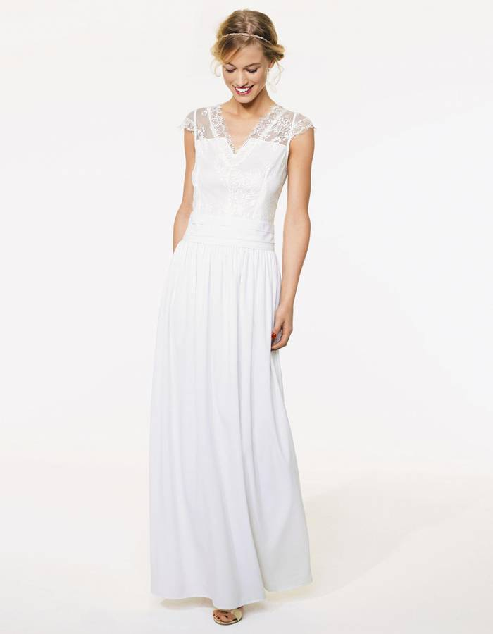 Un mariage en deux temps ou deux fois plus de robes !