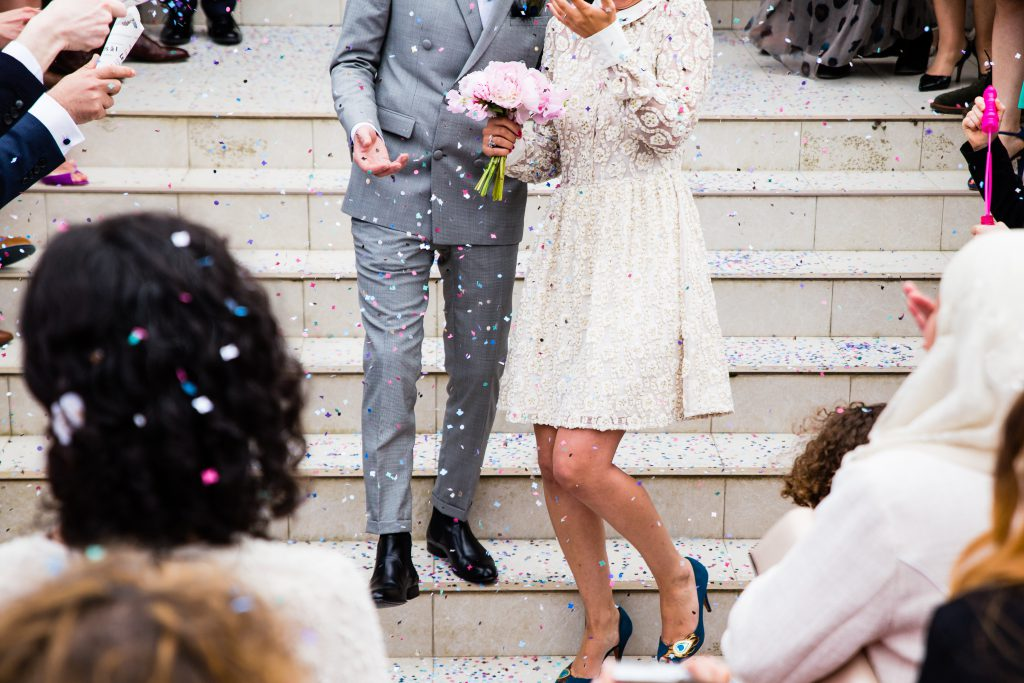 La tenue pour mon mariage civil