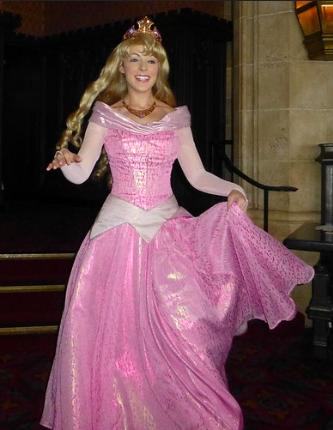 Mes rêves de petite fille : une robe de princesse Disney !