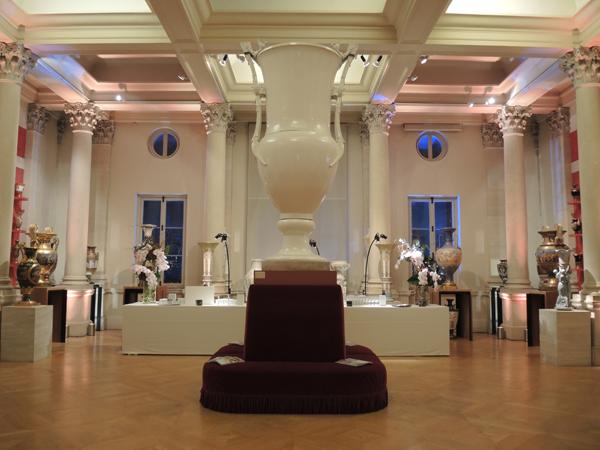 Notre recherche de salle pour le mariage : la cité de la céramique