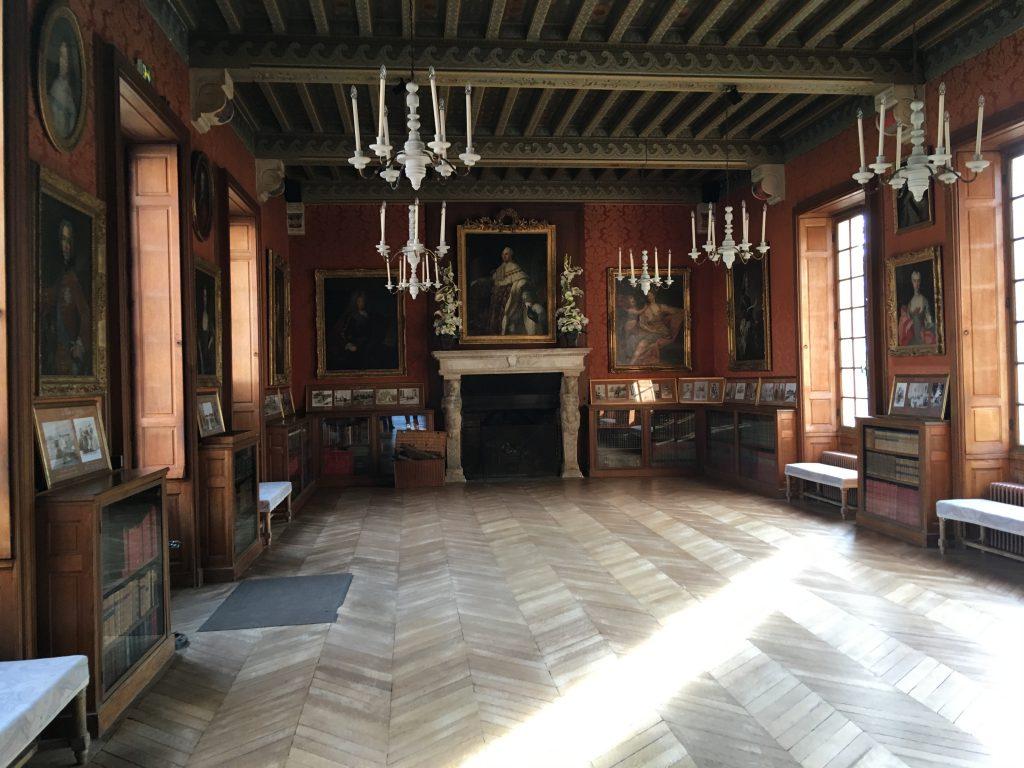Notre recherche de salle pour le mariage : le château de Breteuil
