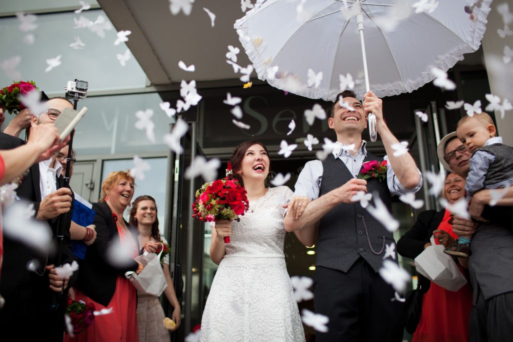 Mon mariage romantique étoilé : from Ms to Mrs, à la mairie // Photo : Jeremy Bismuth