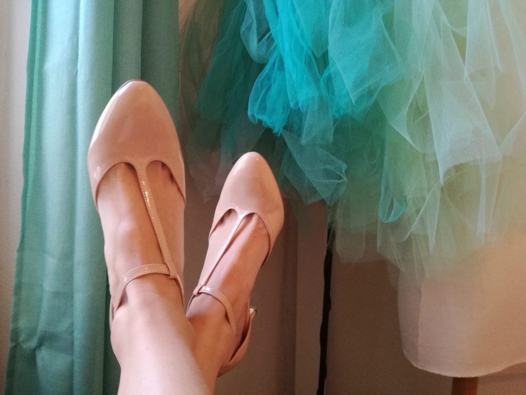 Quelles chaussures pour une mariée d'hiver ?