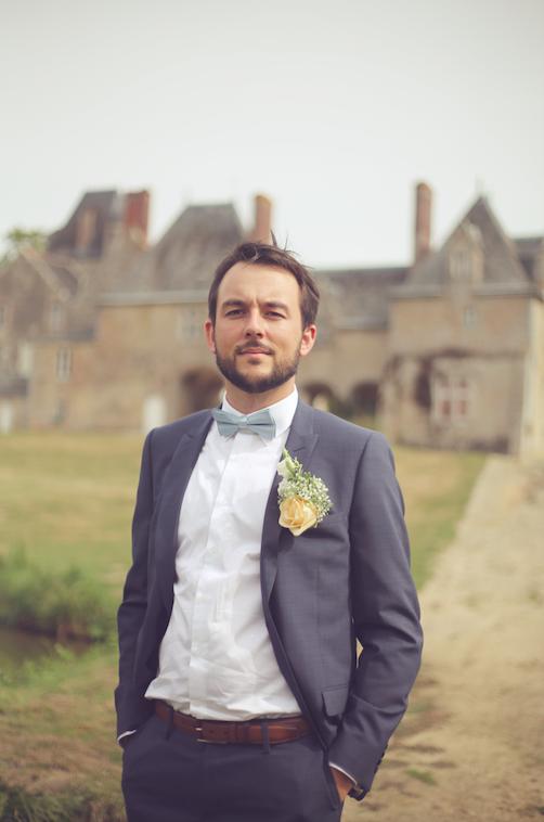 Quelle tenue pour le marié ?