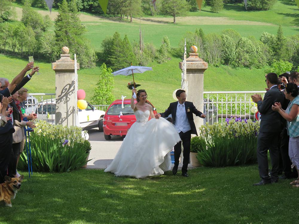 Mon mariage à la montagne