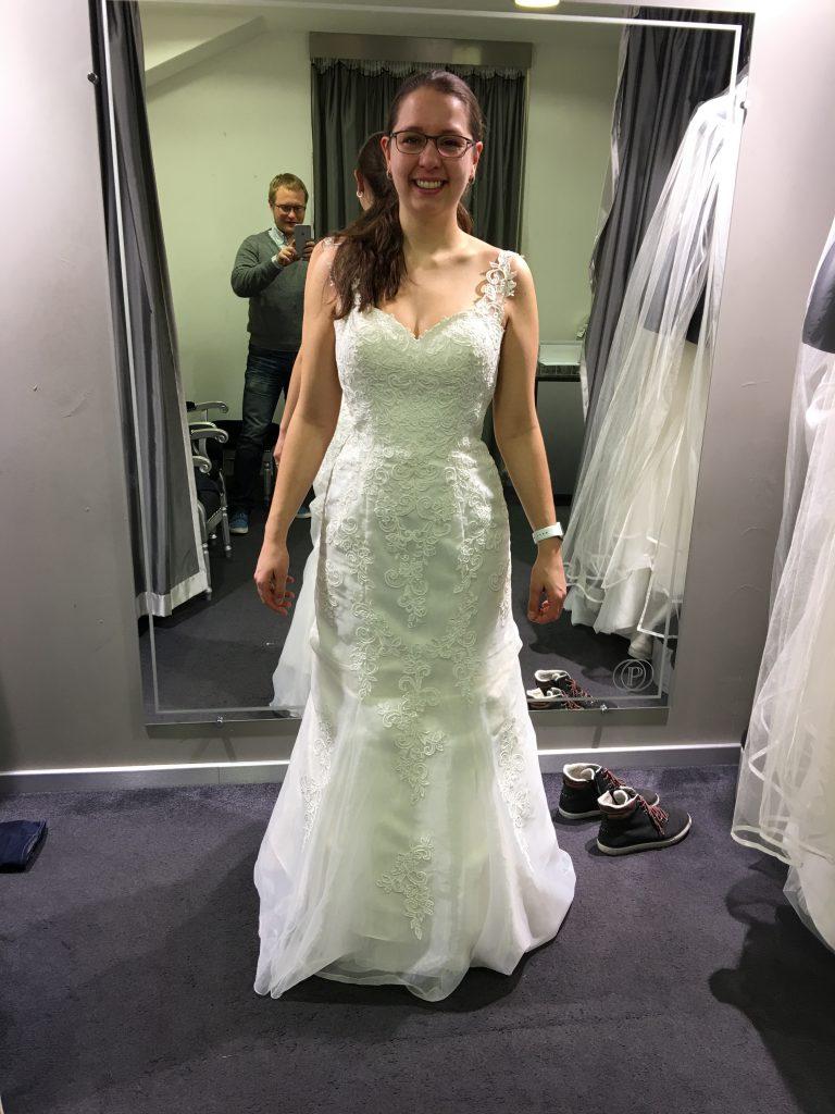 Mes essayages de robes avec mon Fiancé !