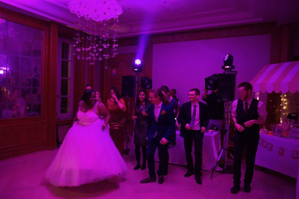 Ouverture de bal Mme Caramel Beurre Salé - Crédit Vincent Besson