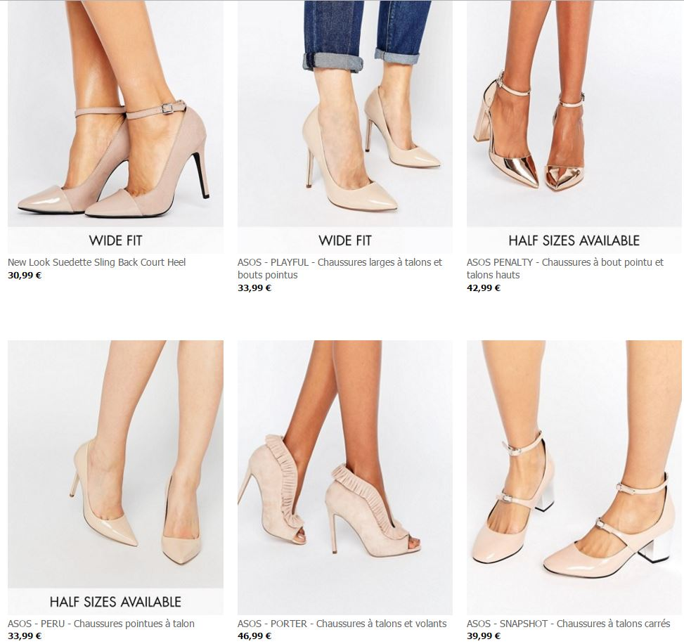 Chaussures Asos