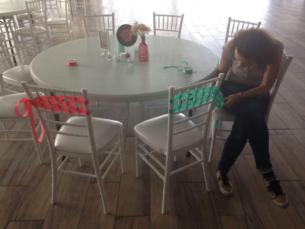 Mariage mint et funky Réunion Liban