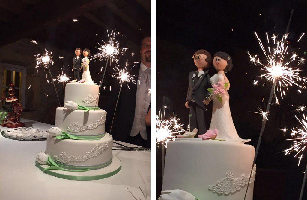 Choix du pâtissier pour un wedding cake personnalisé
