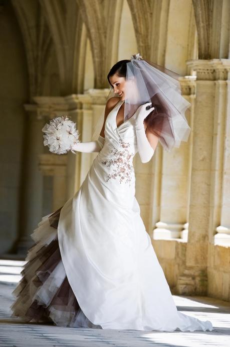 Robe Églantine Création - modèle Camélia (2012)