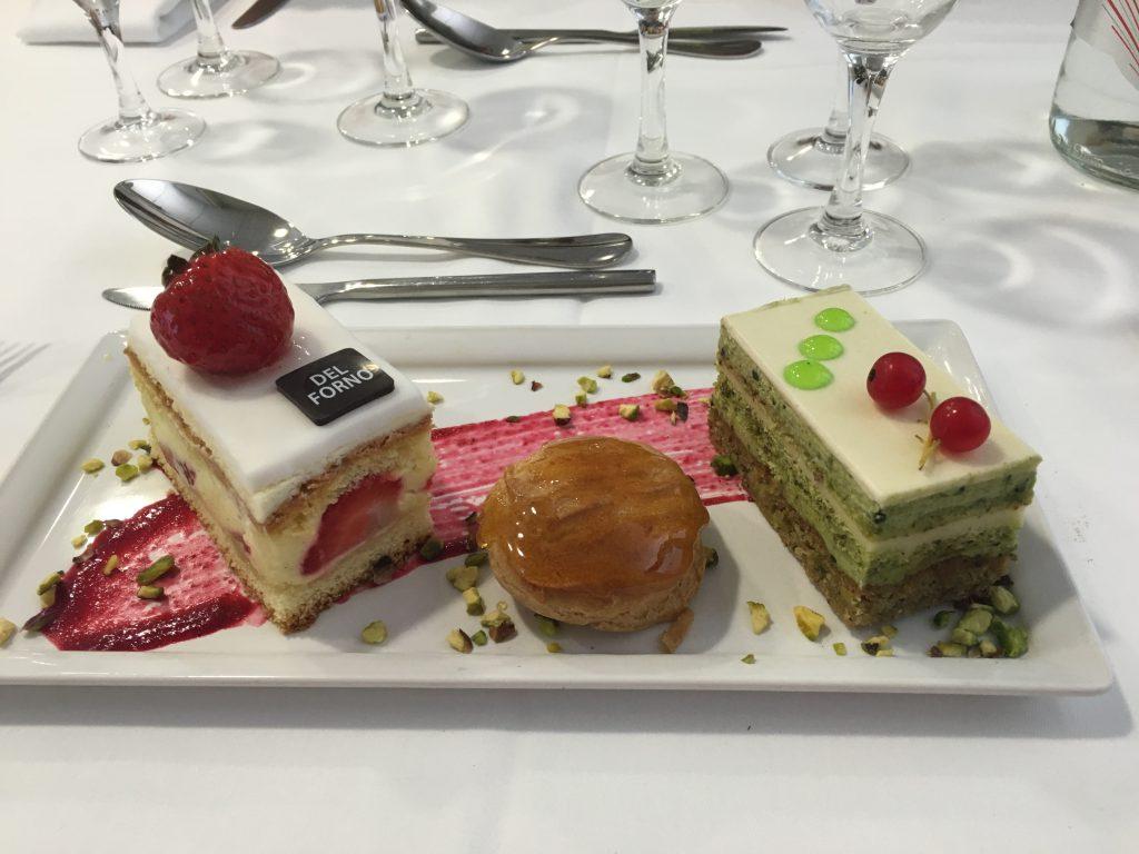 Dessert mariage Mme Caramel Beurre Salé