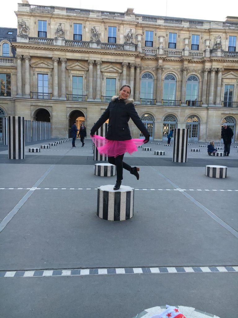 Chasse aux trésors à Paris pour mon EVJF !