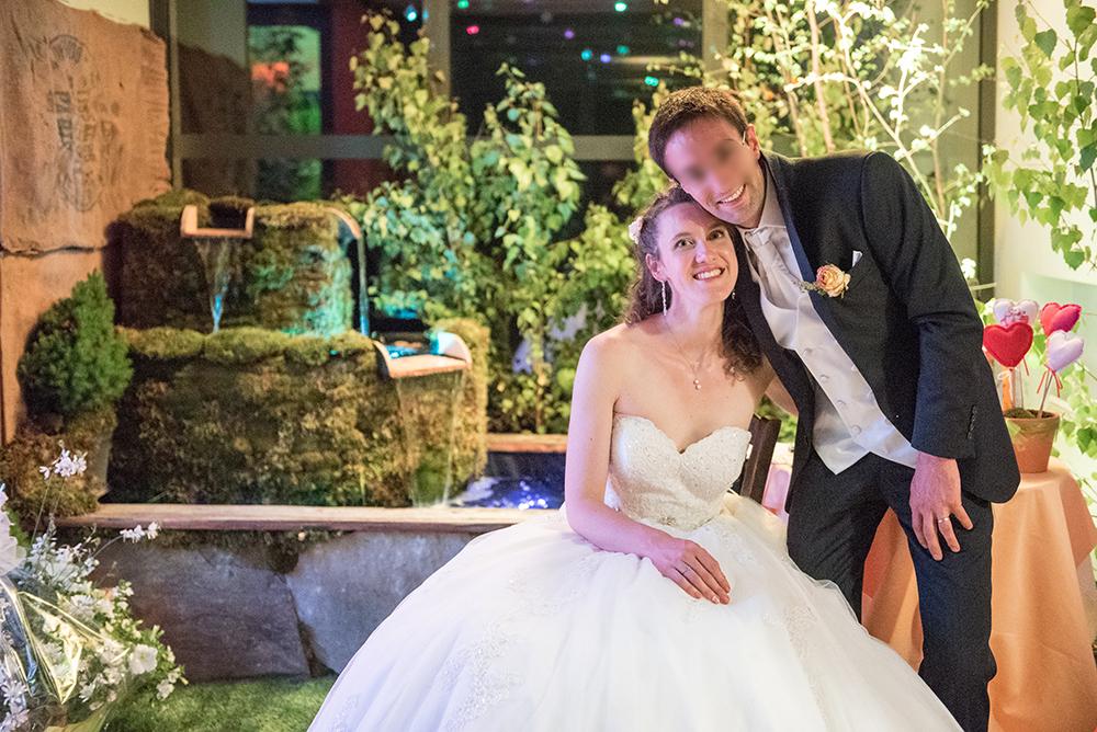 Soirée de mariage Mme Salade de Fruits - Crédit Cédric Moulard