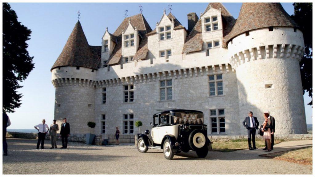 Château mariage Mme Peach - Crédit Entre Amy Studio