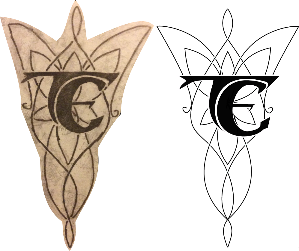 Créer son logo de mariage personnalisé