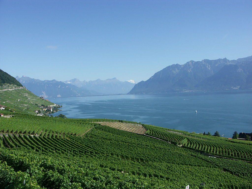 Future mariée en Suisse