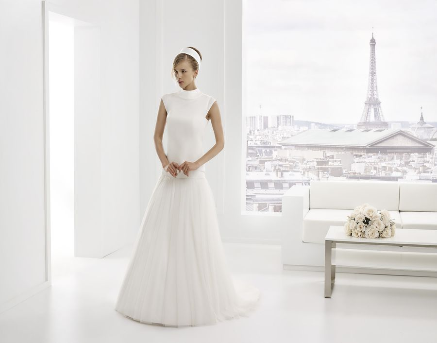 Essayages de robes de mariée originales