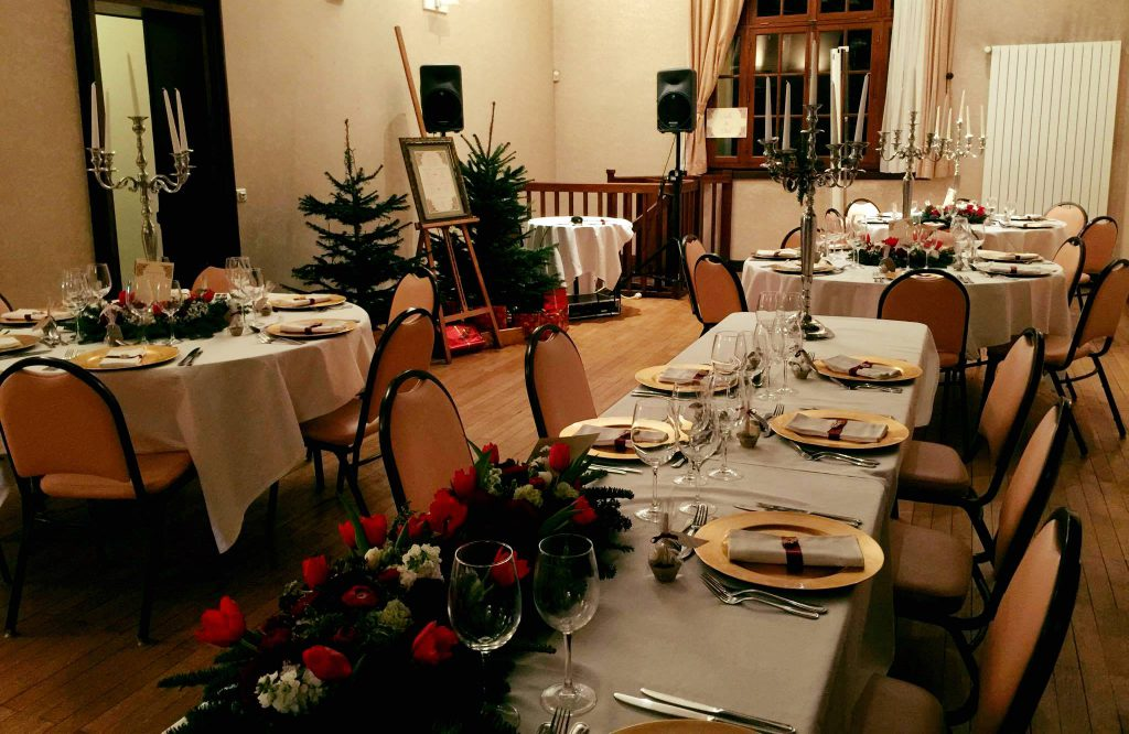 Table mariage Mme O'hara