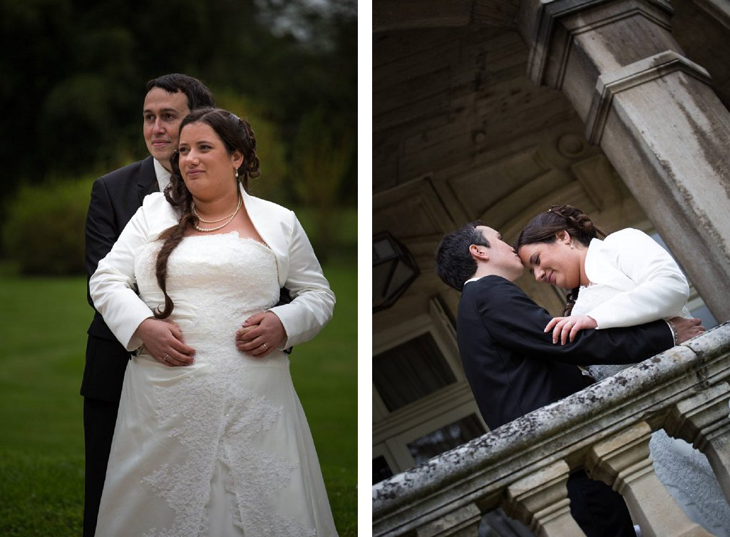Photo de couple // Photo : David Pommier et Castille Alma
