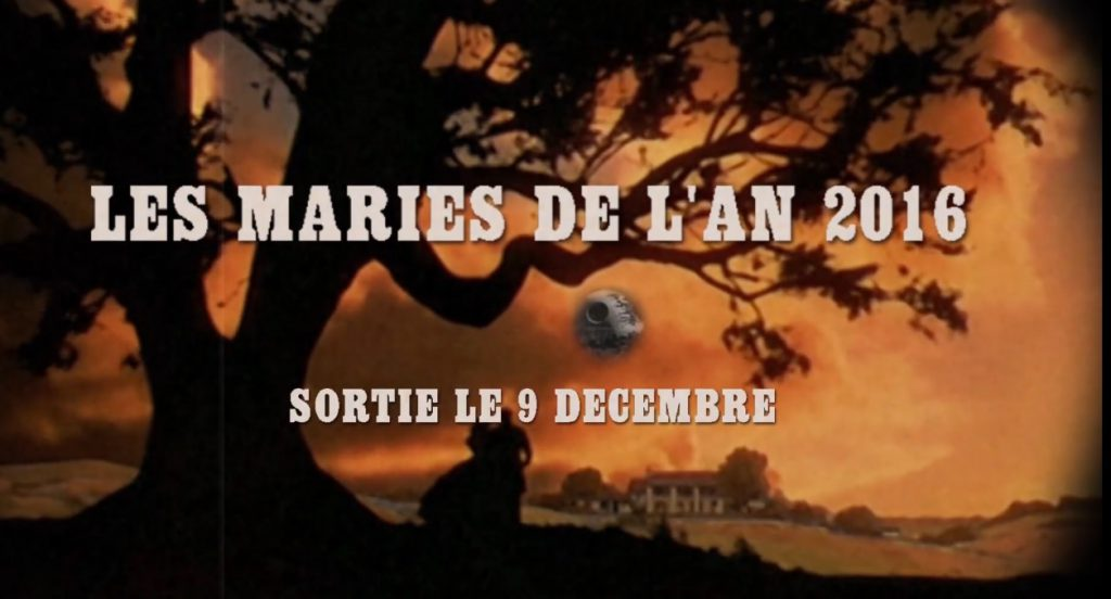 Save-the-date Mme O'hara