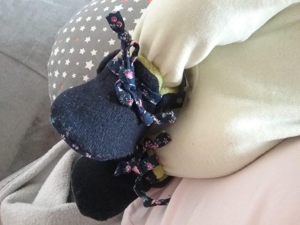 Carnet rose : un bébé pour Madame Sucrée !