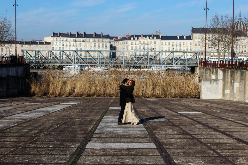 Nos photos de couple à Nantes