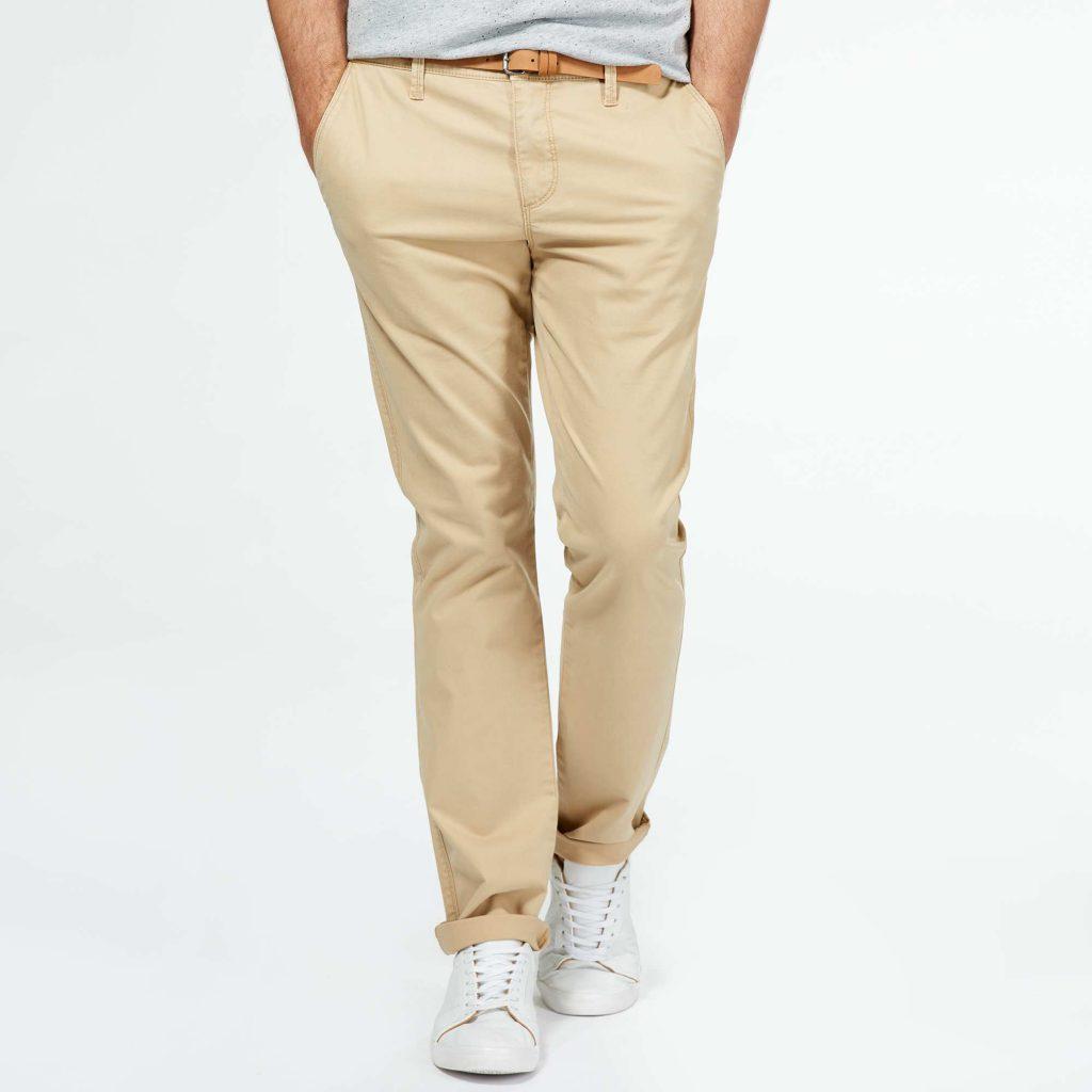 Pantalon chino beige http://tidd.ly/c360c39f