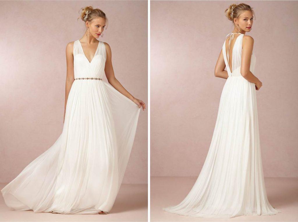 Une robe de mariée pour moins de 1000 euros