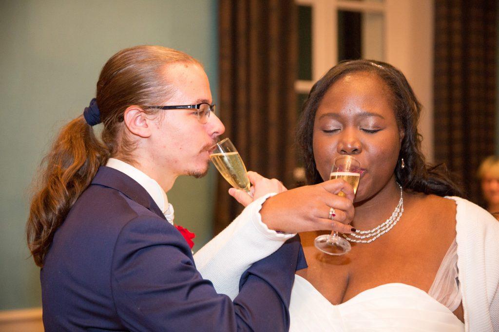 Mon cocktail de mariage // Photo : Vincent Besson