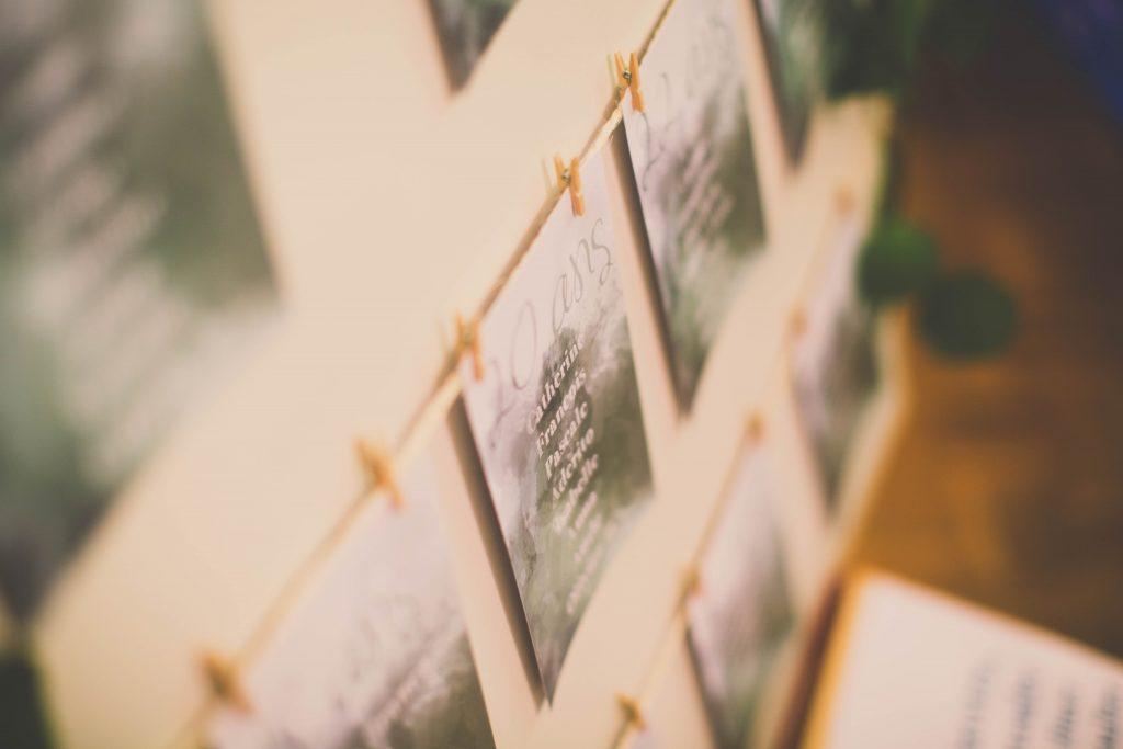 Papeterie de mariage d'hiver - Aquarelle