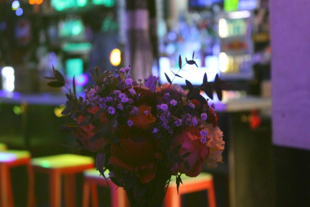 Bouquet de mariée de Mme Loup