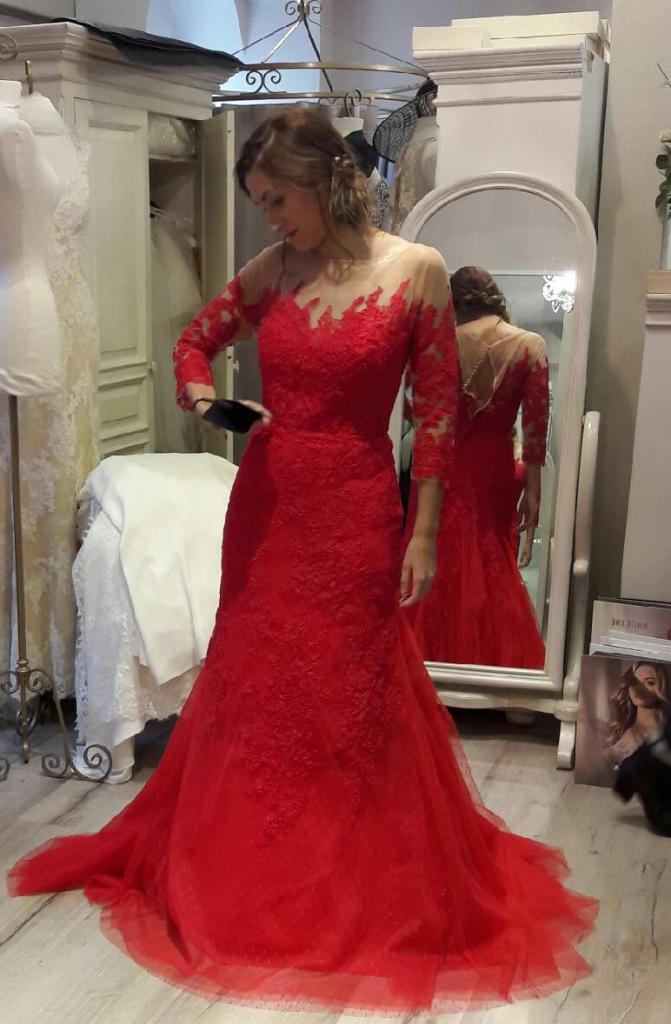 Mes essais de robes de mariée sans coups de cœur !