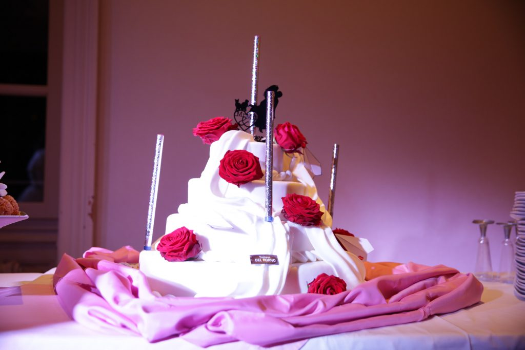 Mon wedding cake // Photo : Vincent Besson