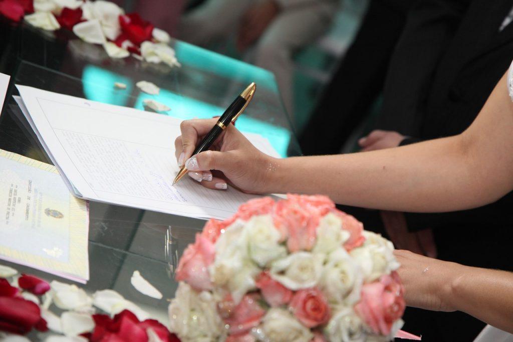 Nos choix pour notre cérémonie de mariage