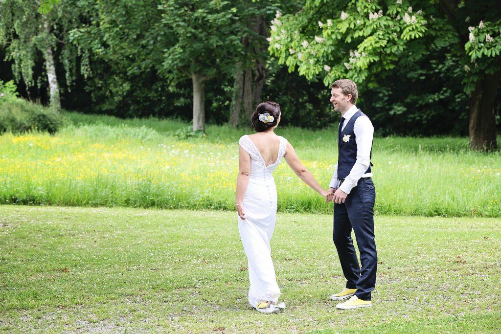 Une journée de fête pour notre mariage